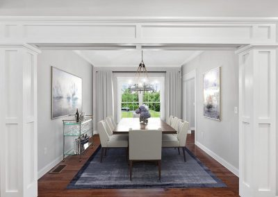 Dining Room (Virtually Staged)